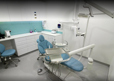 West Ryde Dental Clinic Dental Chair
