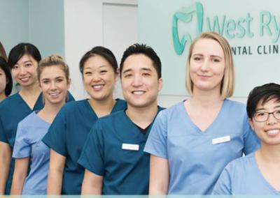 West Ryde Dental Clinic Dentist West Ryde Team