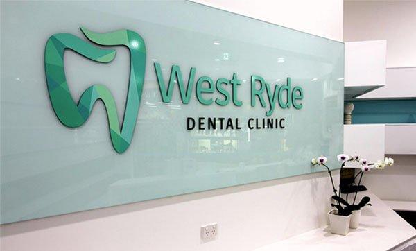 West Ryde Dental Clinic Front Desk