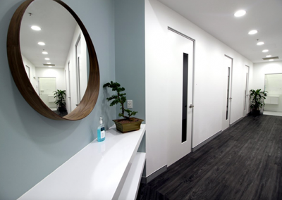 West Ryde Dental Clinic Hallway
