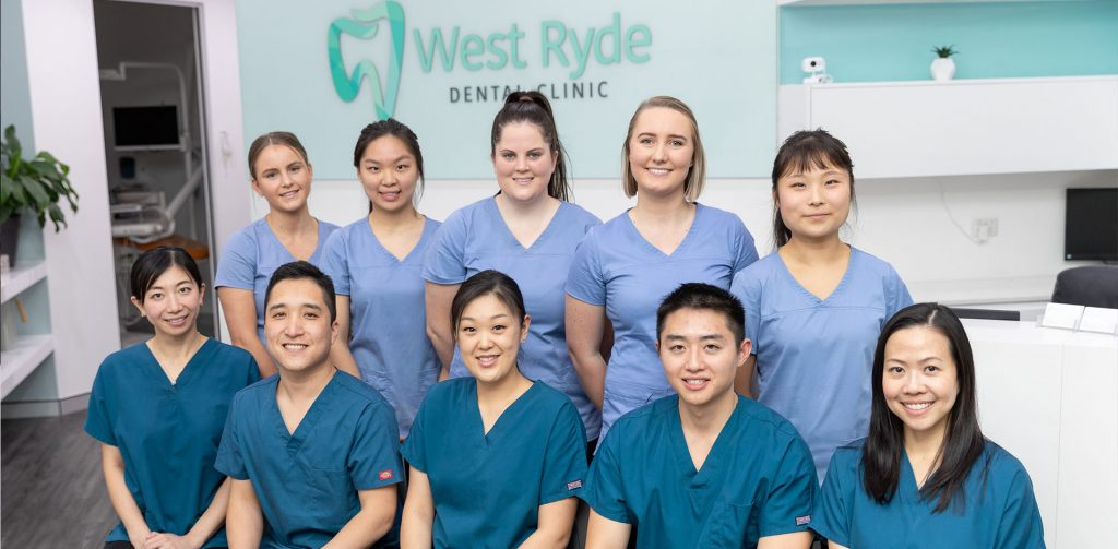 West Ryde Dental Clinic Team