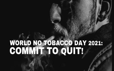 World No Tobacco Day 2021 in West Ryde: Commit to Quit!